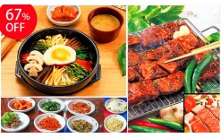 Special offer with the price of 199BHT for a delicious genuine Korean food within the original Korean style atmosphere in the middle of Sukhumvit at Dae Jung Gum (from the price of 600BHT)