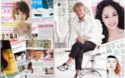 Japanese celebrities first choice of Hair Salon is here in Thailand! Come and adore the most Stylish feeling in the world!