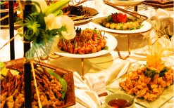 """Only 279BHT! For you to enjoy the delicious lunch international buffet from over 80 menus at a very cheap price at the classy food hall, """"The Butter Cup"""" @ Arnoma Hotel Bangkok (from the price of 580BHT)"""