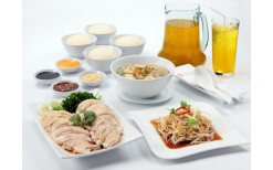 Only 159 BHT! for 2 choices of 4 exclusive menus of premium Singapore cuisine at Orchard (valued at 343BHT).