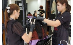 """Only 900BHT! for you to walk with the best style of your hair with confidence during this New Year's festival from 1 of the 3 packages at the genuine Korean hair salon, """"JM Hair Studio"""", @ Sukhumvit 24 (Original price of 1,800BHT)"""