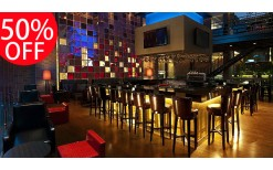 """Special Offer! Only 300BHT for an excellent taste beer. Various new kinds from all over the globe along within the stylish atmosphere at """"Beer Vault"""" @ Four Points by Sheraton Bangkok, Sukhumvit 15 (from the original price of 600BHT)"""