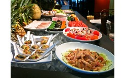 """Special of only 250BHT Once again with the return of the international buffet lunch. All-you-can-eat experience for lunch buffet, treat your taste bud with yummy international cuisine-  """"Pan Kitchen""""  Taipan Hotel Sukhumvit 23 (Valued at ฿500)"""
