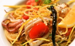 "Very Special! 199 Baht! Enjoy –Enjoy -Enjoy - you will never how to stop with our pasta, the real taste of Italy itfor your lunchtime @ ""Zalute by Sorrento"" SathornSoi 10 ( full price is 400 Baht)"
