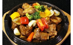 Special price of only 99bahts for a special pork BBQ from the original price of 290bahts at the genuine Korean BBQ shop, Bulgogi Brothers 26