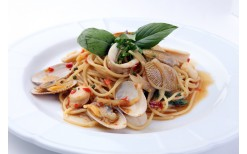 ฿110 for Japanese style spaghetti at JIN-EMON, MBK and Esplanade (valued at ฿220)