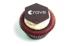 "Special! 120BHT for you to enjoy with delicious cute American-style cupcakes at the premium grade homemade cupcake shop,""CRAVE @ K-Village"" (from the original price of 240BHT)"