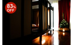 Special Offer! With just 459BHT for a Thai massage package that can be tweaked to suit your ailments along with an herbal compress service. This will help you relax with the art of calming and soothing atmosphere within the heart of the city at S cape de