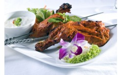 """Special of only 920BHT for a dinner set, """"King Menu"""", for 2 letting you satiated with the wonderful Indian cuisine in a very romantic atmosphere (from the price of 1,884) at Masala Art - BTS Thonglor"""