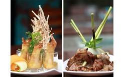 """ターミナル21にあるインターナショナル料理""""Mix Restaurant & Bar""""にて。400バーツのクーポンを169バーツで。"""