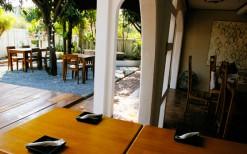 タイ料理、日本料理そしてヨーロピアンと様々な料理が楽しめる