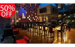 シェラトンホテルのニューブランド、アソーク側にオープンしたフォーポインツのお食事券を50%OFFでどうぞ。