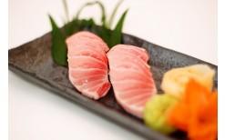 """タイ人経営の回転寿司""""Sushi Boy""""(セントラルラーマ3世店)にて、300バーツのクーポンを半額で"""
