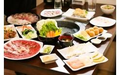 """日本風焼肉屋""""niku jung""""にて、220バーツの何にでも使用可能なクーポンを半額110バーツでご提供"""