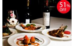 トンローにある隠れ家イタリアンの御食事券550バーツ分を50%OFFの269バーツで御提供。